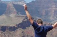 Rob at The Grand Canyon Inspiration and Life and Automation and other SEO words!