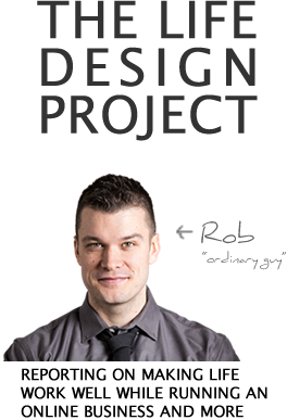 THE LIFE DESIGN PROJECT